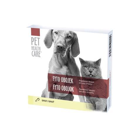 Fyto obojok pre psy a mačky + Fyto obojok pre psy a mačky - PET HEALTH CARE