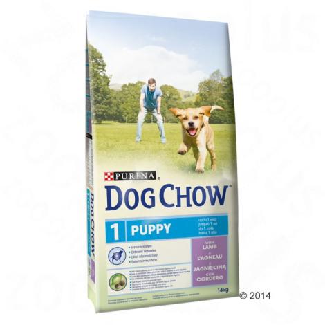 Purina Dog Chow Puppy Lamb & Rice 14 kg - Purina
