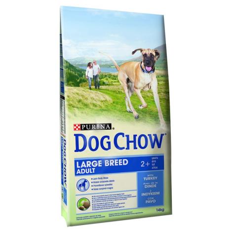 Purina Dog Chow Puppy Large Breed Turkey 14kg - Purina