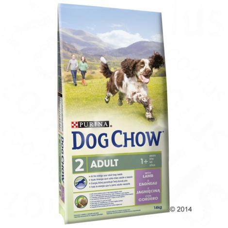 Purina Dog Chow Adult Lamb & Rice 14 kg - Purina