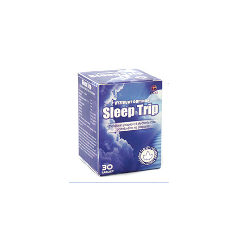 Sleep trip 30 tbl -  Laverna trade, s.r.o.