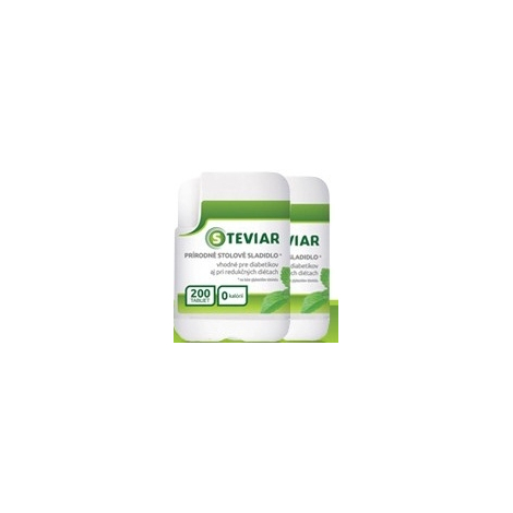 Steviar - tablety 200 tbl
