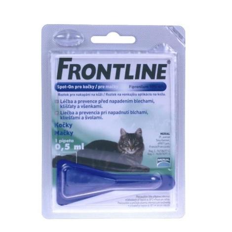 FRONTLINE Spot On pre mačky