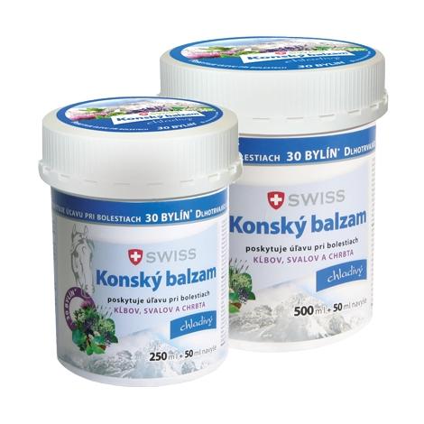 Konský balzam chladivý 500 + 50 ml ZDARMA - Simply you pharmaceuticals