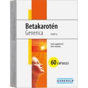 Betakarotén Generica 60 cps