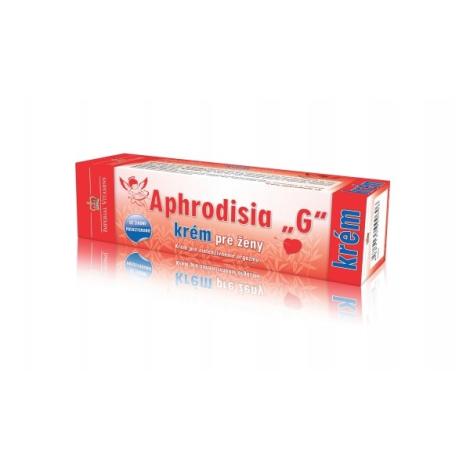 """Aphrodisia """"G"""" krém pre ženy - Imperial Vitamins"""