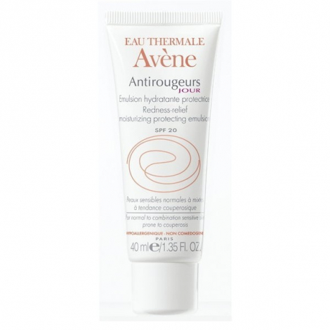 Avene Antirougeurs JOUR denná emulzia 40ml