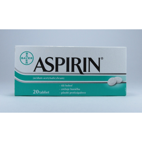 Aspirin 20 tabliet - Bayer