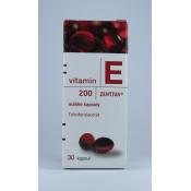 Vitamín E Zentiva 200mg 30 cps