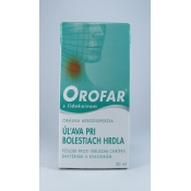 Orofar spray