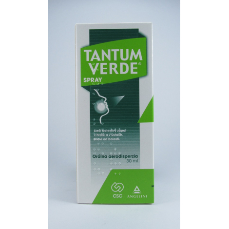 Tantum Verde spray 30 ml - CSC Pharmaceuticals