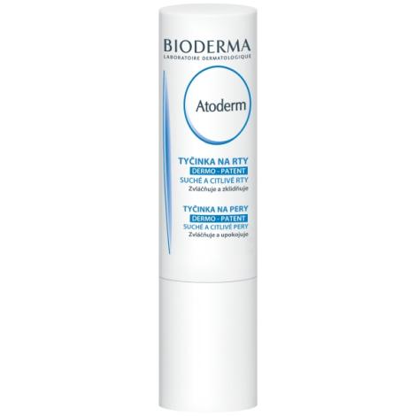 Bioderma Atoderm tyčinka na pery 4 g - Bioderma