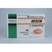 Aescin 30 tabliet