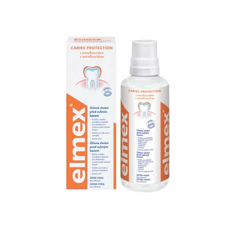 Elmex Caries Protection ústna voda 400 ml - Gaba