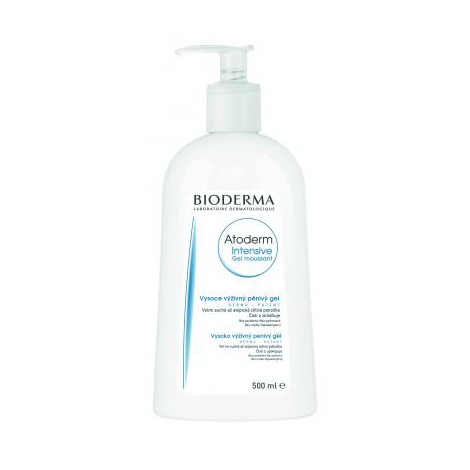Bioderma Atoderm Intensive Gel moussant 1000 ml - Bioderma