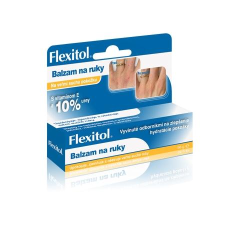 Flexitol balzam na ruky 56g - Laderma