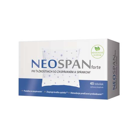 NEOSPAN Forte 45 tbl - Simply you pharmaceuticals