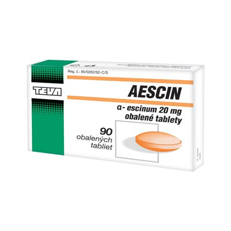 Aescin 90 tabliet