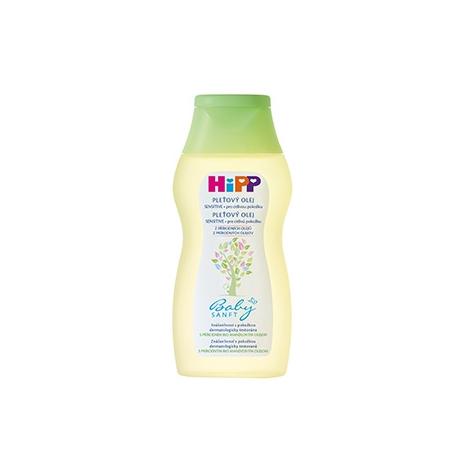 Hipp Baby SANFT Pleťový olej 200 ml - Hipp