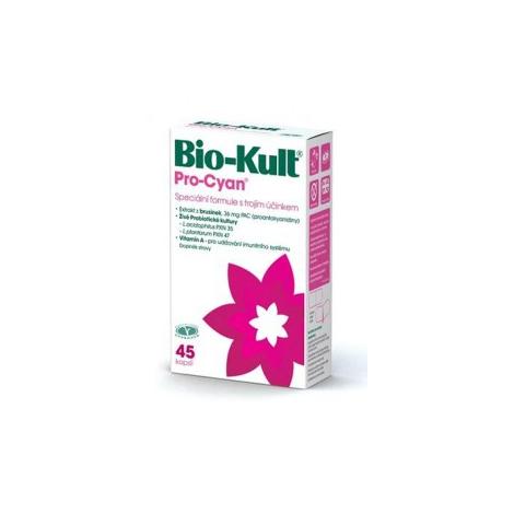 Bio-kult Pro-Cyan probiotiká 45 kapsúl