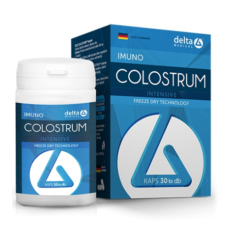 DELTA COLOSTRUM INTENSIVE 30 cps