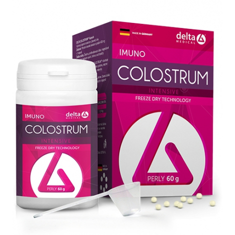 DELTA COLOSTRUM INTENSIVE Perly 60g