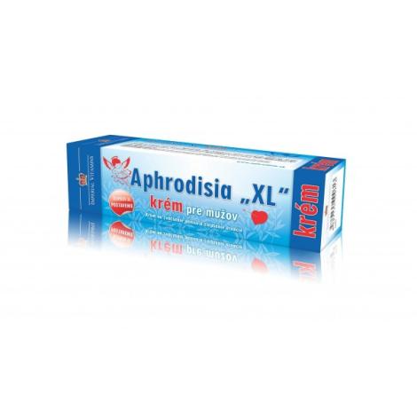 """Aphrodisia """"XL"""" krém pre mužov 50 ml - Imperial Vitamins"""
