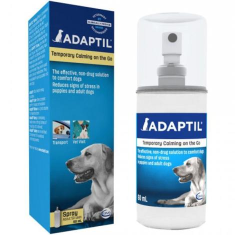 Adaptil sprej pre psov 60 ml - CEVA ANIMAL HEALTH SLOVAKIA