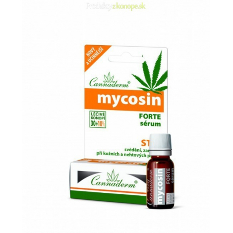 Cannaderm Mycosin forte sérum 10+2 ml - Simply you pharmaceuticals
