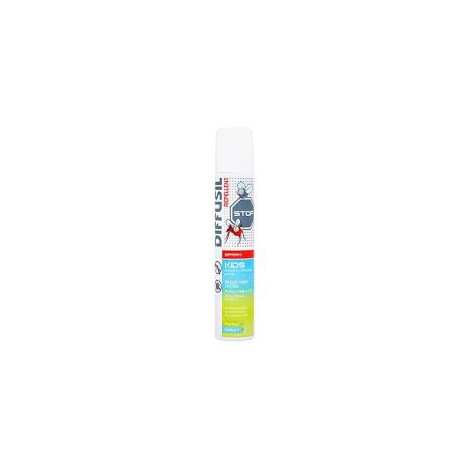 Diffusil repelentný sprej kids 100ml - SC Johnson