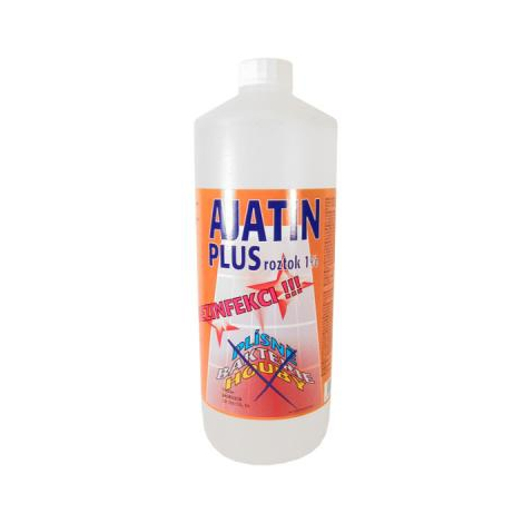 Ajatin plus roztok 1% 1000 ml - Profarma-Produkt s.r.o.