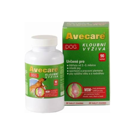 Avecare dog 90 tabliet