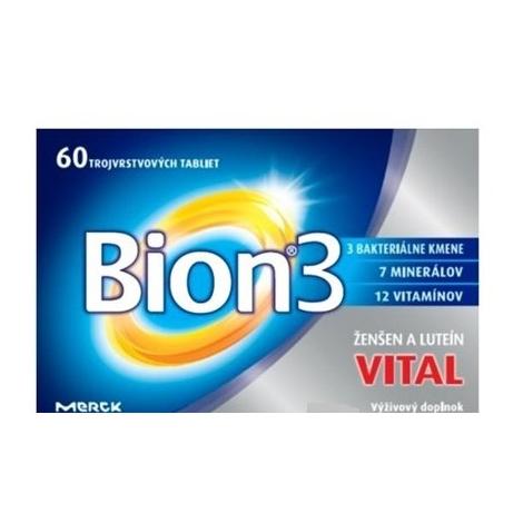 Bion 3 Vital 60 tbl