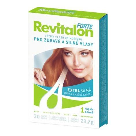 Revitalon forte vlasová terapia 30 cps - Vitar