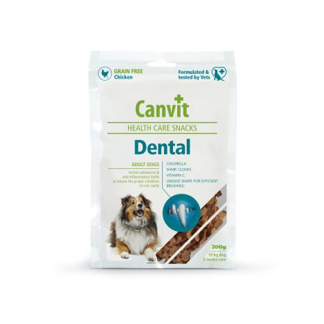 Canvit health care snack Dental 200 g - Canvit s.r.o.