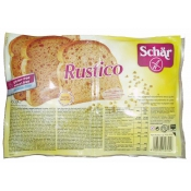 Schär Rustico chlieb viaczrnný bezgluténový krájaný 450g