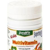 JutaVit Multivitamín Kids 45 tbl