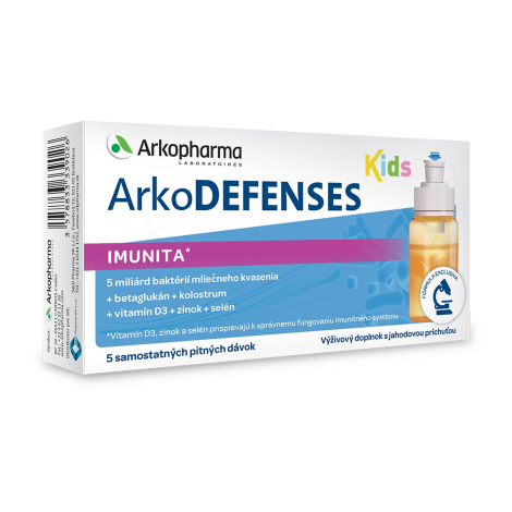 Arko DEFENSES Kids 5 dávok
