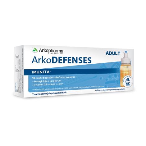 Arko DEFENSES Adult 7 dávok