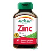 Jamieson Zinok 50 mg s postupným uvoľňovaním 90 tbl