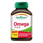 Jamieson Omega 3-6-9  150 + 50 cps.