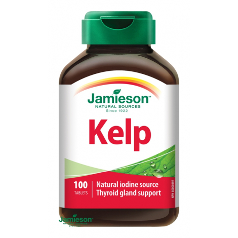 Jamieson Kelp morské riasy 100 tbl
