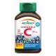 Jamieson Vitamín C 500 mg tablety na cmúľanie s príchuťou čučoriedky 100 + 20 tbl ZDARMA
