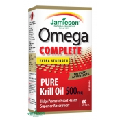 Jamieson Omega-3 Super Krill 60 cps
