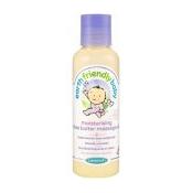Lansinoh EFB masážny olej s bambuckým maslom hydratačný 125 ml