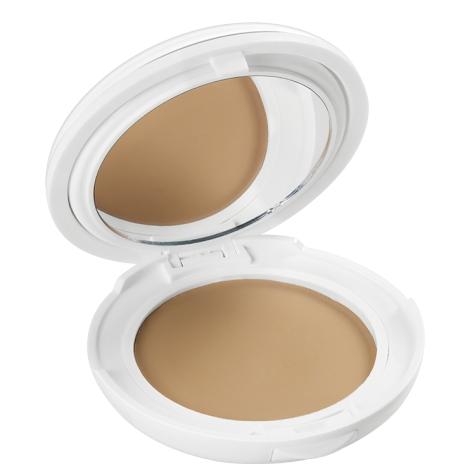 AVENE COUVRANCE CREME DE TEINT COMPACTE kompaktný výživný make-up SPF30 prirodzený odtieň 10 g