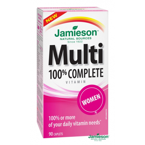 Jamieson Multi Complete pre ženy  90 tbl - Jamieson -