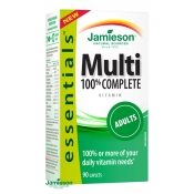 Jamieson Multi Complete pre dospelých 90 tbl