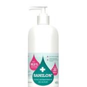 Vulm Sanilon gél na ruky čistiaci antibakteriálny 450 g