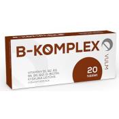 Vulm B-komlpex 20 tbl